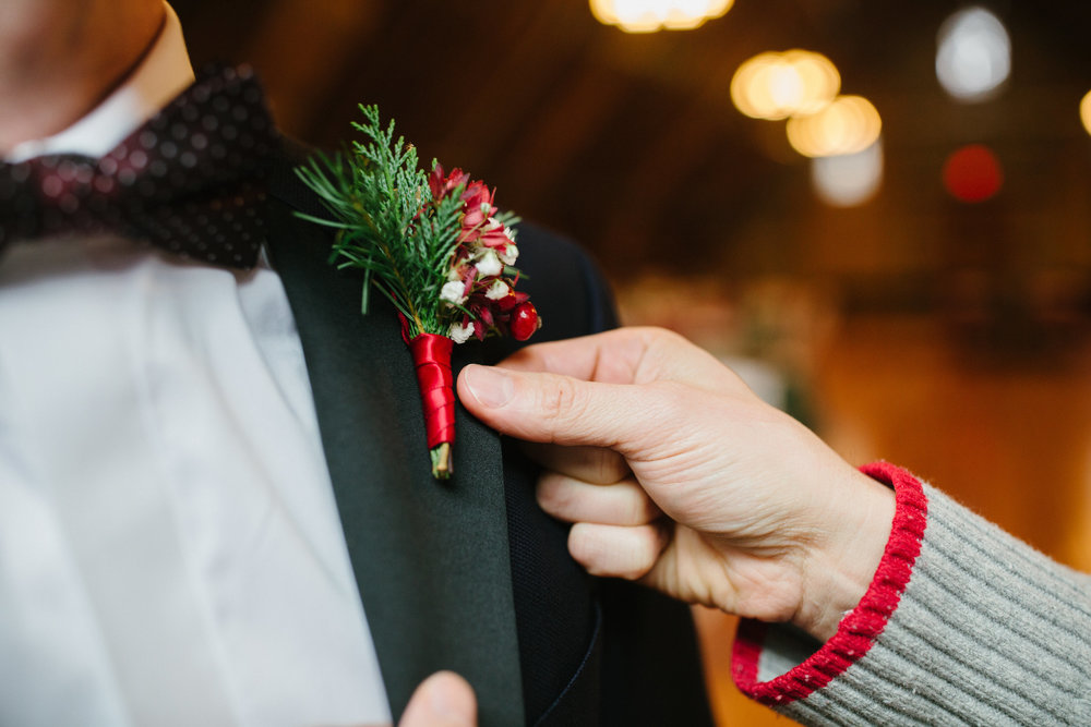pin on the boutonniere.jpg