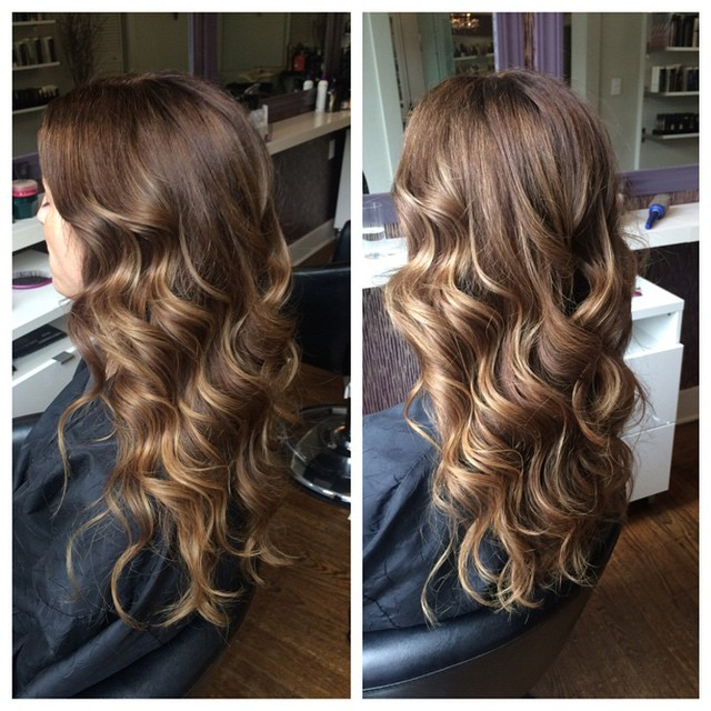 beautiful color by Melonnie #btcpics #modernsalon #oribe #wellacolor #teasesf