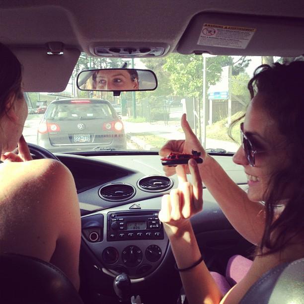 Road Trip - Kory & Ange