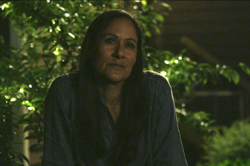 Sakina Jaffrey as Maya