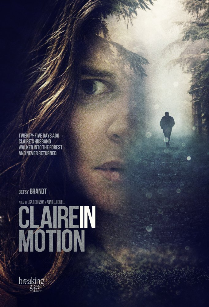 Claire in Motion Theatrical Poster 1