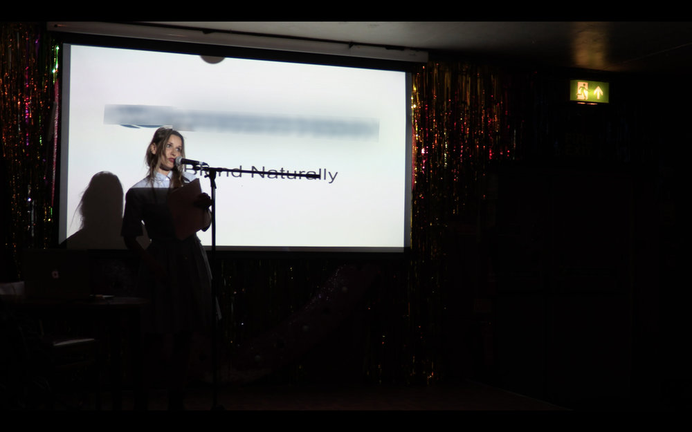 LOVE SICK @LaughMagazine, Audio-Visual Performance, 17mins, Publication coming soon!