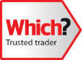 Which Logo - points to Which Trusted trader page