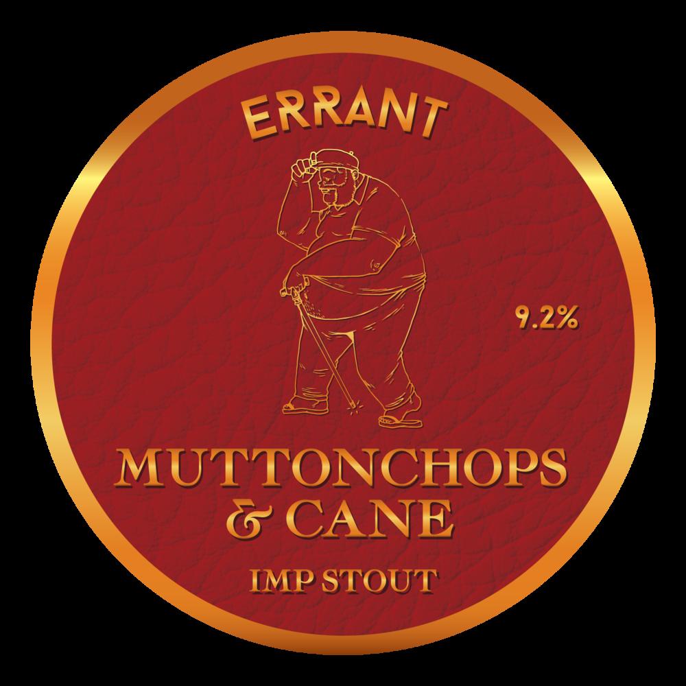 Muttonchops & Cane