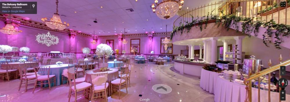 Balcony Ballroom - New Orleans