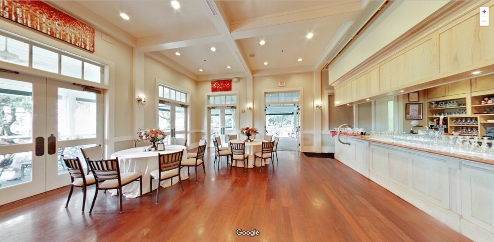Click to ZOOM around inside The Audubon Clubhouse