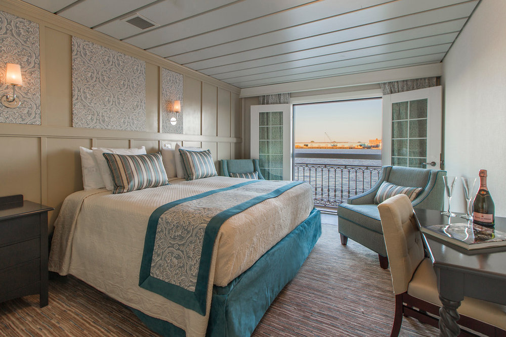 Cruise Ship Balcony Suites