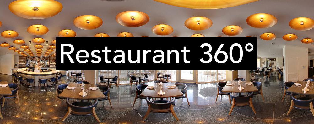 TAP IMAGE to 360° Tour Petit Lion Restaurant at Troubadour Hotel