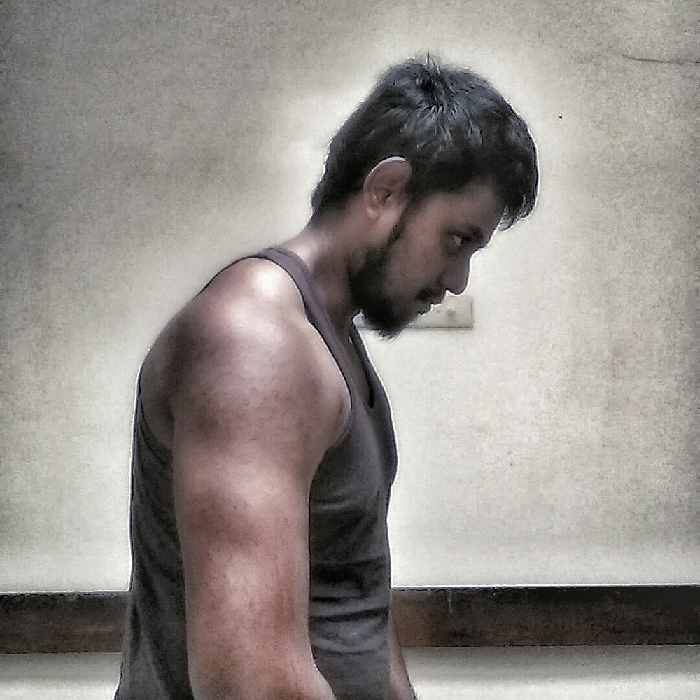 Whoever you are, whatever you do, always be proud of it. At the end of the day, that's all you've got.