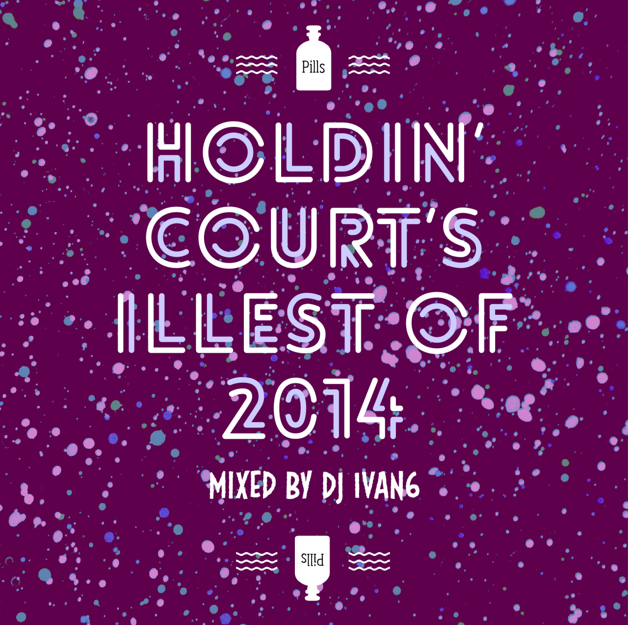 HOLDIN' COURT'S ILLEST OF 2014    Our pick of the illest from the UK in the year 2014. Mixed by Holdin' Court resident DJ Ivan6.    Featuring - Melanin 9. Jack Jetson. Benaddict. Dubbul O. Pro P. Luca Brazi. Cappo. Fabz. Black Josh. Archetype. Cutta Chase. The Bluntskins. Jehst. Mnsr Frites. Strange U. Fliptrix. JImmy James. GG Peney.     This is a free download, as always.   Here