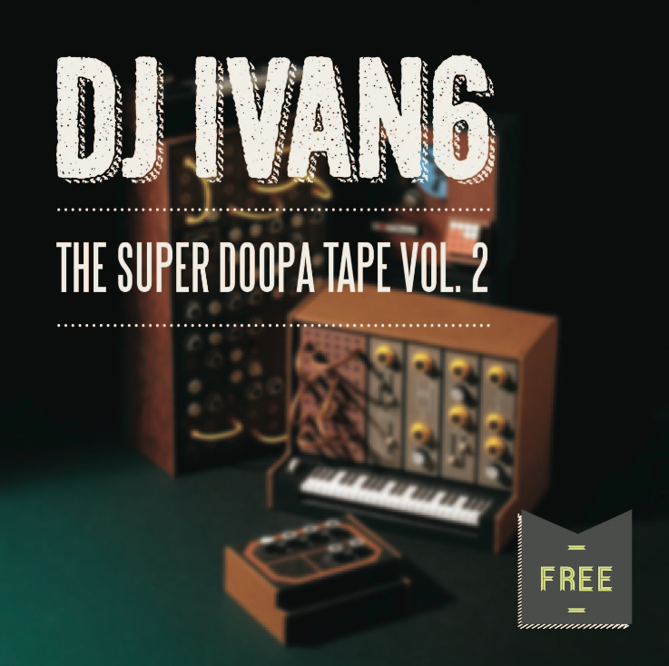 DJ IVAN6 THE SUPER DOOPA TAPE VOL.2 Holdin' Court resident DJ Ivan6 has just released his second installment of The Super Doopa Tape for FREE.  Here's a message from him to you: This mixtape contains an hour + of old, new and rare music, cut the heck up for your ear holes only. Enjoy. The Super Doopa Tape Vol. 2 contains: S.Park / Stainless Steel / MF Doom / Fid Mella / Suff Daddy /  Karriem Riggins / Nas / DJ Premier / The Doppelgangaz / Dert /  J Dilla / Hi Tek / Dag Savage / Declaime / Mos Def / Waajeed /  Dave Sparkz / Keor Meteor / Trishes / MED / J Rocc / Oh No /  Theory Hazit / Brock Berrigan / The Roots / Ennio Morricone /  Gonzi / Madlib / Erykah Badu / Memorecks / The Honey Cone /  Benaddict / Little Vic / Weirddough / Eric Ryan Word up to Joyce, Holdin' Court, JustGot, Gonzi, Kane.fm, Keor Meteor, Tony Shins, Rodney 6 Toes, Gareth Barry. Mastered by Antonio Pesto http://soundcloud.com/djivan6/dj-ivan6-the-super-doopa