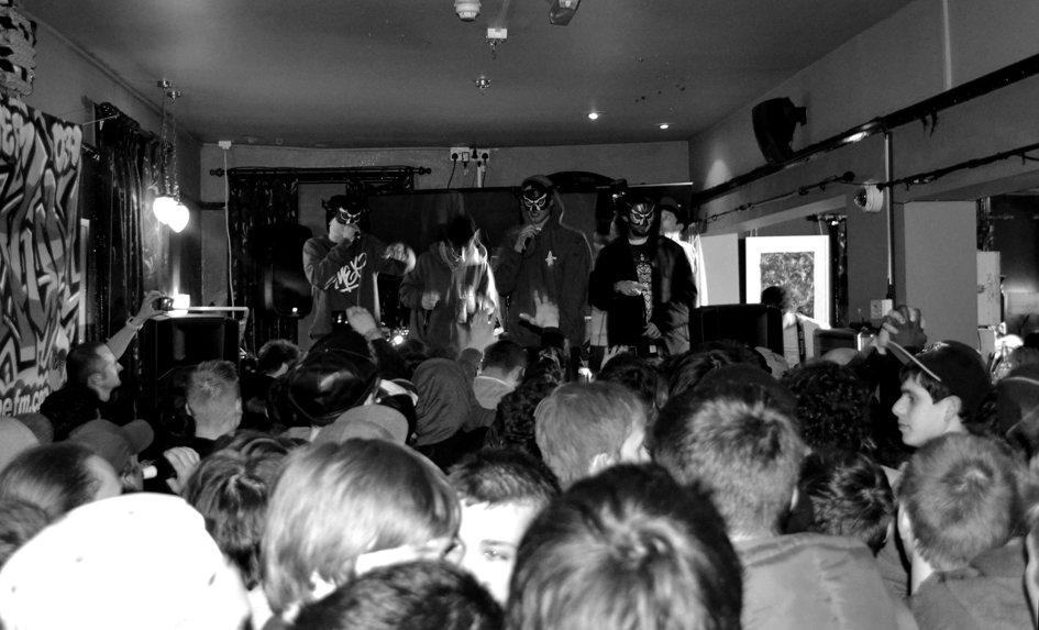 Kane FM Presents: Phylum - The Four Owls.       Shot of last night's jammed packed event - more to follow soon.