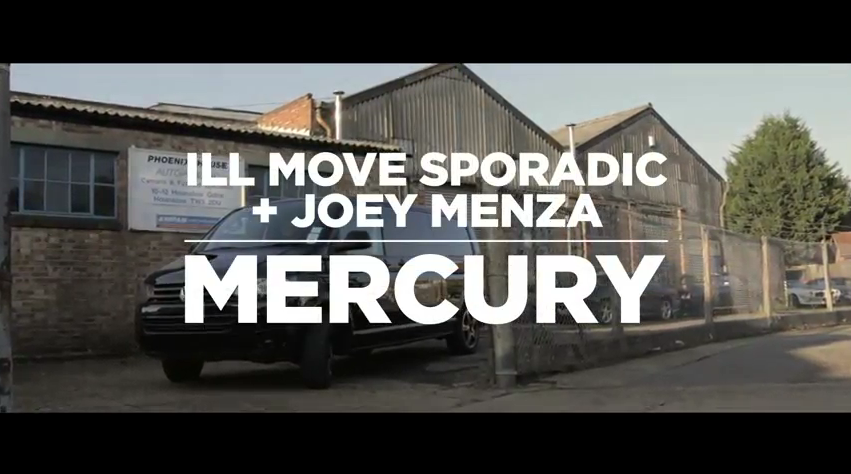 Timeless with the words of beats We're dead proud of our friends IMS and Joey Menza for dropping this excellent video to accompany their track Mercury this summer.  The track originally featured on the album Alpha Coda, the slept on UK Hip-Hop release they put out last year.. Above are a couple of stills but you should go see for yourself (link below).  Shout to Starch Records TV and the videos director Monte. In terms of a prospective audience, we're hoping that this video will breathe new life in to certainly one of the better collaborative albums of 2011 and look forward to hearing much more from the Ill Move Sporadic Camp soon! Watch the Video HERE Check the Album HERE