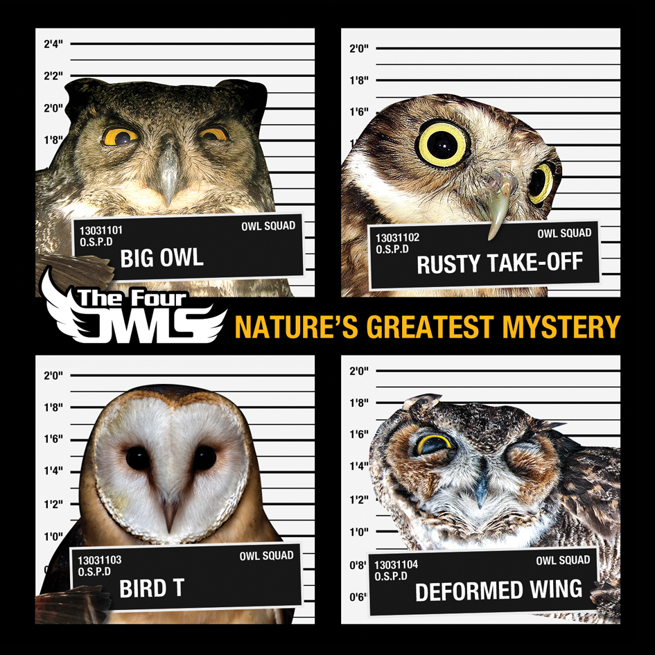"Nature's Greatest Mystery Well..It's not often that four British rappers can get on the same track, let alone a whole album and sound tight without one being perceived by the listener as either weaker or stronger than the others.  After a good few plays here at HC HQ, this album seems to be a welcome exception to that fact.  The Four Owls consist of Fliptrix, Verb T, Leaf Dog, and BVA MC and their debut album is Nature's Greatest Mystery. The production in its entirety, comes from Leaf Dog.  For the most part, the beats are strong and heavy hitting.  The catchy stand-out tracks are ""Not Like Before"" and ""Lights Off"" but for us ""Life In The Balance"" which features Jam Baxter, also stands out because it shows The Owls ability to take the tempo and their attitude down substantially without alienating this track from the rest of the album. Some might find Nature's Greatest Mystery a little too much to take in after the first few listens, so in a sense it's pretty much guaranteed you'll have this stuck on repeat just to study the lyricism. This is a welcome project from High Focus Records and an ideal Christmas Present for yourself! We recommend you pick up a copy on CD and/or 12"" Vinyl HERE. Furthermore, You can catch The Four Owls Performing as part of their Album-Launch Tour: December 8th: Raygun Youth at The Soul Cellar, Southampton December 9th: Suspect Packages at Vibe Bar, Shoreditch, East London"