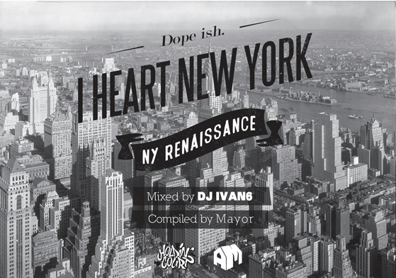 "New York.. New York..                                                                         Dj Ivan6 was recently approached by  Mayor  of  Associated Minds  to put together a mix of his current top ten tracks for  Dj Magazine .   Mayors afterthought on the artists he himself chose:  "" Looking at the list I guess the one thing all these artists have got in common is a real right to call themselves 'emcees'. All of them are rooted and focused on coming strong with the rhymes. No clone business. Just style, flow and originality every time. These were the things that drew us into loving hip-hop in the first place so many years ago. It's good to know it's still going strong.""         Thanks to  justgot.co.uk  for the hook-up.     New York Renaissance   is available FREE on both  Mixcloud  and  Itunes"