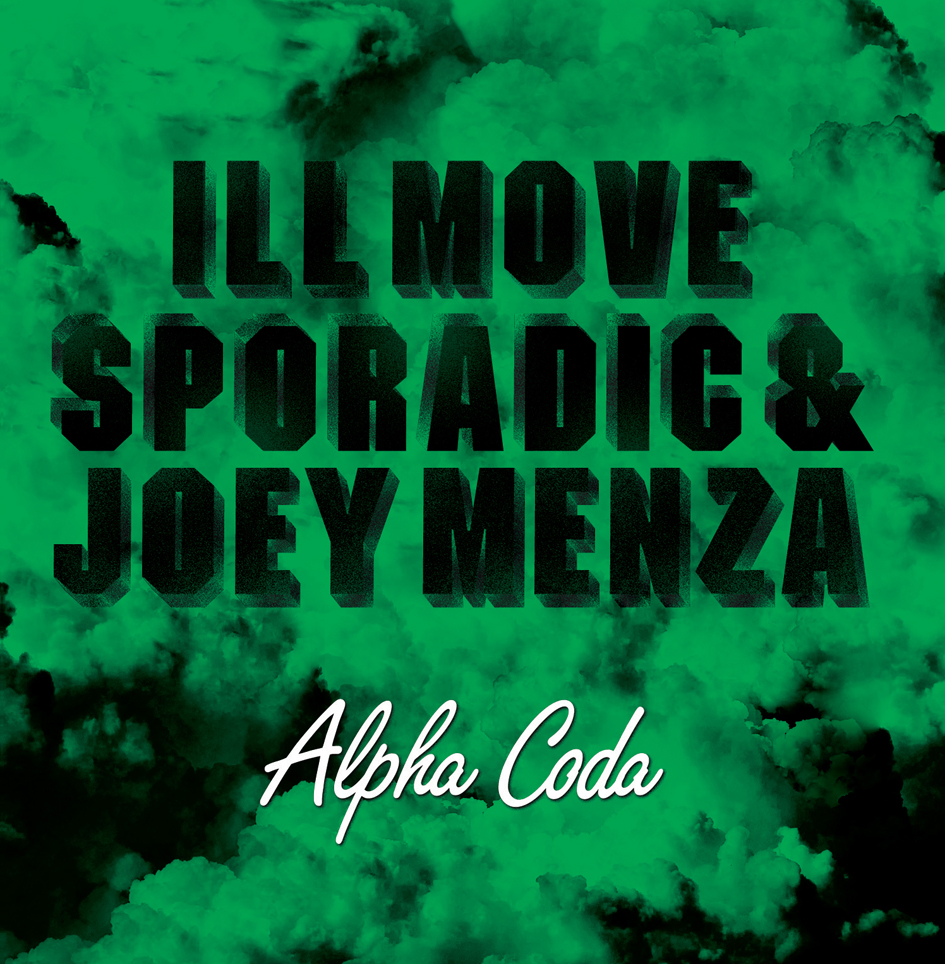 Alpha Coda                                                                           Since we knew about this project between Menza and Ill Move Sporadic we anticipated the release with great optimism.    Last year IMS dropped The Magnetic Mixtape.    It featured the track 'Battle Axes' which also appears again on this release.    We figured from the moment we heard the track that any future collaborations would be deliver on many levels and since listening to Alpha Coda on loop for the past couple of weeks since the release we can assure you that we were not disappointed with this one.    We strongly urge you to get a copy as soon as you've finished reading this and believe this album will not move out of at least our 'Top 5' for the rest of the year.    A bold statement (official HC end of the year album chart + accompanying mixtape coming December - watch for that!).     With great ability not to overload the listener despite cryptic lyricism throughout Menza comes sharp and clear with his delivery and message.    The most notable tracks are the hard hitting opener 'Mercury',    'Wild things' whose eerie melody is backed up by a just as shuddersome (yes it is a word) video and 'Bar Crushers' which features a complimentary appearance current EOW UK Champion Tenchoo, whose ability to twist and turn over the IMS production beside Menza leaves us hoping this will be the first of many tracks between him and IMS.     Everything from the track arrangement down to its pace (lyricism included) for us, is verging on perfection and this is not an understatement.    This is a very strong, standout release from the IMS camp and the distinctive beat arrangements IMS have tirelessly created over the past couple of years working closely with Menza have certainly paid off.    Don't take our word for it.    Here it for yourself.     Buy It  HERE  or  HERE .