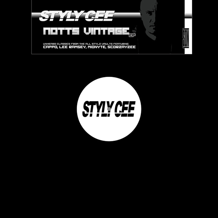 Styly Cee - Notts Vintage     In a follow up to his December release ' One Under The Sun ' Styly Cee has released ' Notts Vintage ' at the start of what looks to be a busy year ahead for key figures of Nottingham's Hip-Hop community.      This is a limited edition 150 copy pressing vinyl EP containing previously unreleased classic tracks from the  All Stylz    vaults originally recorded in the period 2000-2003 with Nottingham's finest MC's.     You can    pick up your copy from:       http://stylycee.bandcamp.com/ http://www.sonrecords.com/