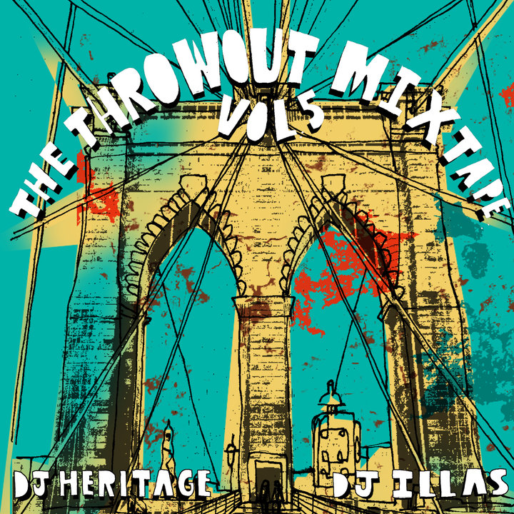 Thoroughly pleasant  Northern  folks  DJ Illas & DJ Heritage  are back with the  5th  installment of  'The Throwout'  Mixtape series, featuring the newest Hip Hop from the US & the UK.   Here's the download link & the tracklisting:     http://thethrowout.bandcam     p.com/album/dj-illas-dj-he    ritage-the-throwout-volume   -5   …   1. DEJI - Likeness (prod 9th Wonder) 2. STYLES P ft BULLY & TRE WILLIAMS - Got A Problem  3. BIG SEAN - High Rise (prod Don Cannon)  4. LAWS ft EMILIO ROJAS & BIG K.R.I.T. - Hold You Down Remix (prod DJ Khalil) 5. ROC MARCIANO - Panic (prod Roc Marciano) 6. BROTHER ALI - Don't Look At Me, Look Around (prod Medium Zach) 7. APOLLO BROWN ft BIG POOH & BLACK MILK - Hungry  8. IRON BRAYDZ - Feelings From The Heart (prod IronBraydz)  9. LOGIC - Raised In The Bricks (prod Haka Beats)  10. JON PHONICS ft JEHST & CYRUS MALACHI - Raw Ingredients  11. CAPONE N NOREGA - Brother From Another (prod Kyze) 12. SKYZOO - Frisbees (prod Illmind) 13. EVERLIVEN SOUND ft EL DA SENSEI - Elements 14. RAKAA ft KRS ONE- Human Nature (Now Breathe) (prod Exile)  15. CURREN$Y - Breakfast (prod Mos Def) 16. JON HOPE - Which One (prod Statik Selektah) 17. THE ROOTS ft JOANNA NEWSOM & STS - Right On 18. RAS KASS ft ROYCE DA 5'9 - Attitudes 2012  19. RAEKWON, METHOD MAN & CAPPADONNA - Made Men 20. POISON PEN - What's Hood  21. REFLECTION ETERNAL - Ballad Of The Black Gold       And don't forget to throw one out…         Editors note:  In a time where so much 'bad meaning bad' music is being created and put out, it's good to keep in check with these guys and follow their plight to bring you the latest good music they believe you should hear.  Save yourself some time, take a break sifting through the sh*t for a while and give it a listen.