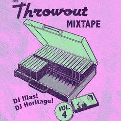 The Throwout Vol. 4    ..Dropped a few weeks back, have meant to post sooner but i'd expect most of you to be up on this already anyway..   From DJ Heritage & DJ Illas:    Tracklisting:   1. EL DA SENSEI ft GHETTOSOCKS - Ain't Trippin (prod The Returners)   2. MARCO POLO & RUSTE JUXX ft BLACK MOON- Lets Take a Second    3. DICE - Welcome Home    4. ALLOE BLACC - I Need A Dollar    5. EMANNY ft JADAKISS - Time is Up (prod Frequency)   6. DEAD POETS ft KAY M, CHRIS REG & KALIL KASH - Piano Sigh Pha (prod Anitek)    7. RHYME ASYLUM - Returmination (prod The Returners)    8. J SIMPLE ft MICALL PARKNSUN & JACK FLASH - Encore (prod Apatight)    9. SOULS OF MISCHIEF - Tour Stories (prod Prince Paul)    10. JR & PH ft ODDISEE - I Don't Know Why    11. FASHAWN ft TALIB KWELI - Life's A Bitch    12. AKROBATIK - Rap Royalty (Rest In Power Guru)   13. PRINCE PO - Right 2 Know   14. MARCO POLO & TORAE - Double Barrell    15. MUNESHINE ft SEAN PRICE - What Now (prod M-Phazes)   16. LITTLE BROTHER ft CHAUNDON - So Cold (prod King Karnov)    17. DELTA - Home (prod M-Phazes)   18. SHA STIMULI - Good Day (prod J Cardim)   19. REDMAN - Buck Buck   20. ONYX - Mad Energy   21. REFLECTION ETERNAL ft BUN B - Strangers    22. METHOD MAN & RAEKWON - Mef vs Chef 2 (prod RZA)   23. JACK FLASH - BROKE (Soul Unique Remix)   24. BROTHER ALI & FASHAWN - Breakin Dawn Boys     Check it out and pass it to your people if you feel it!   PEACE!