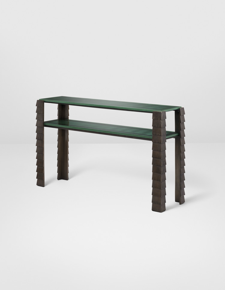 Francis Sultana francis sultana Modern Console Tables Designed by Francis Sultana Lulu console