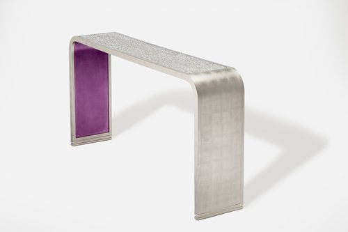 Francis Sultana francis sultana Modern Console Tables Designed by Francis Sultana Console  Tarek
