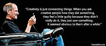 Steve Jobs - Creativity