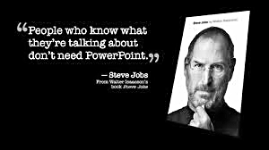 Steve Jobs - Powerpoint
