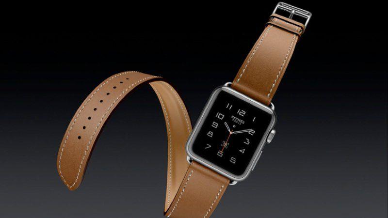 Apple Hermes Watch