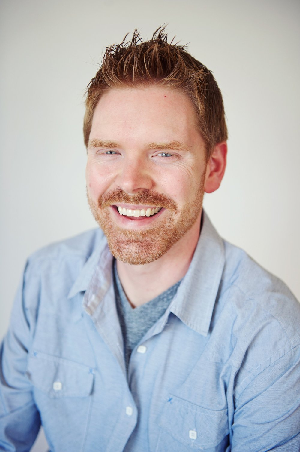 """""""My passion is creating simple processes that amplify your team's unique talents. You get better results when people find deeper meaning in their work."""" Service Designer Josh Brammer"""