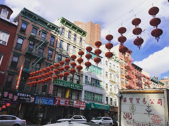 Location Scouting | #nyc #chinatown #chinatownbureau
