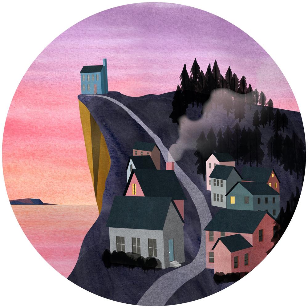'Cliffside Neighbours'