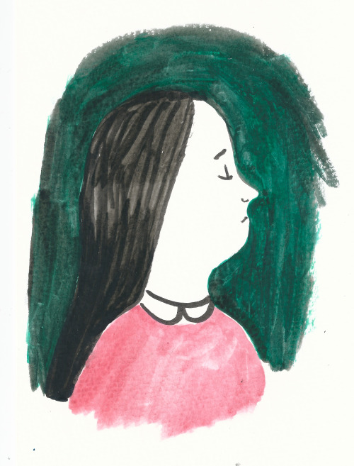 'Snooty Girl' 2014