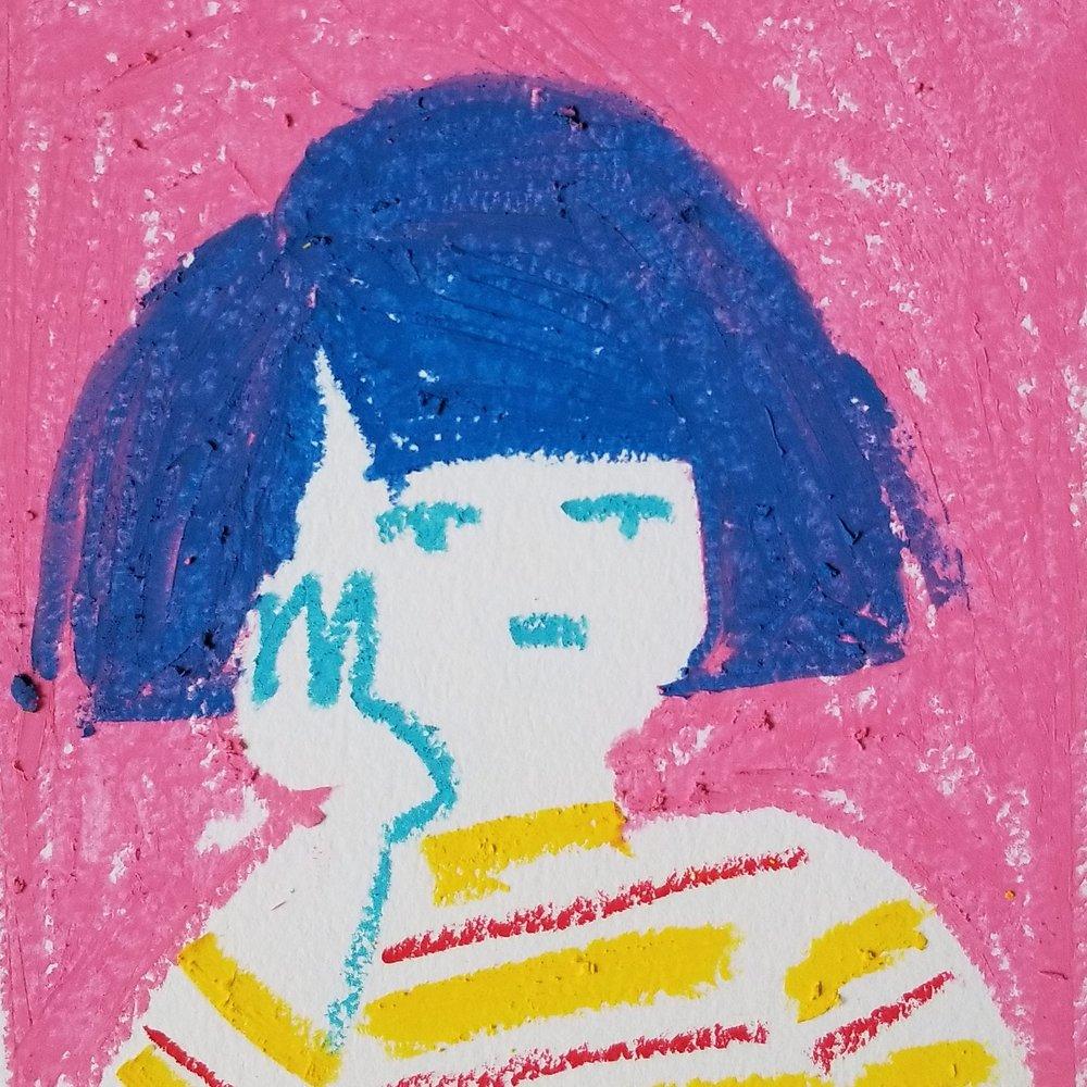Pastel Girl (2017)