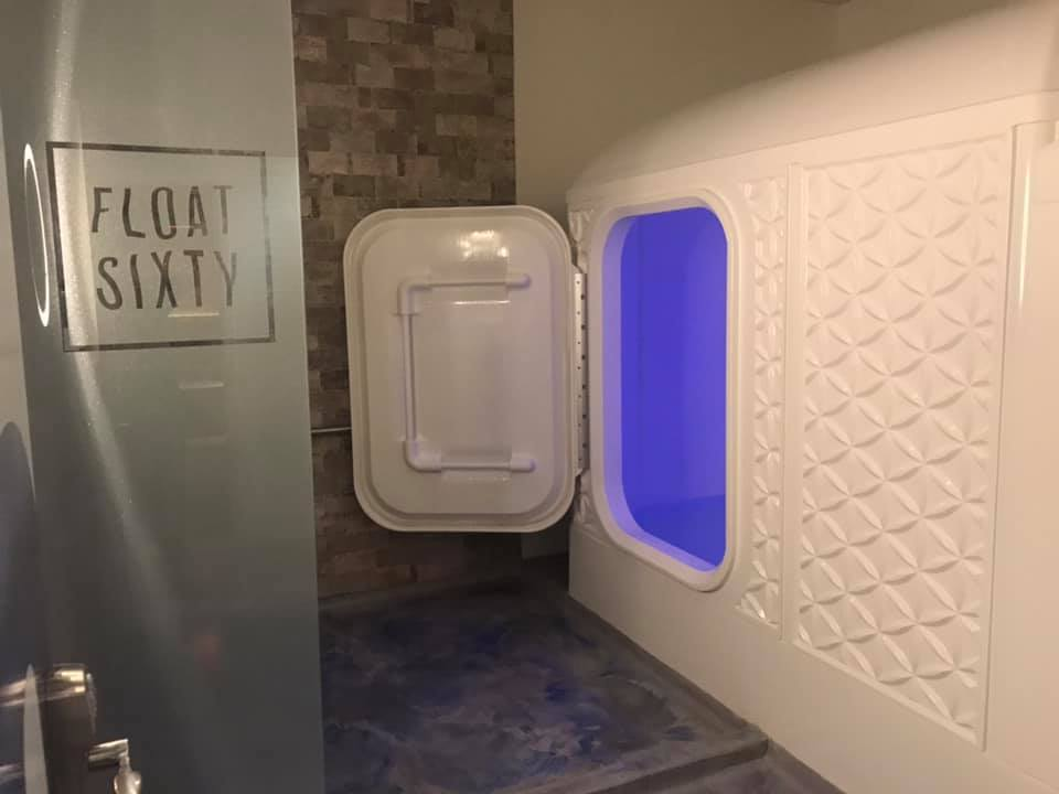 Suite 2: Orion Float Cabin - Our largest float suite - a spectacular state-of-the-art float experience! Optional lights in a variety of soothing colors. Available for sixty or ninety minute float sessions.Select Suite 2: Orion Float Cabin in our Online Scheduler!