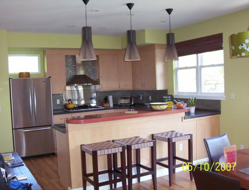 Boulder Kitchen — Loomis Improvements Inc.