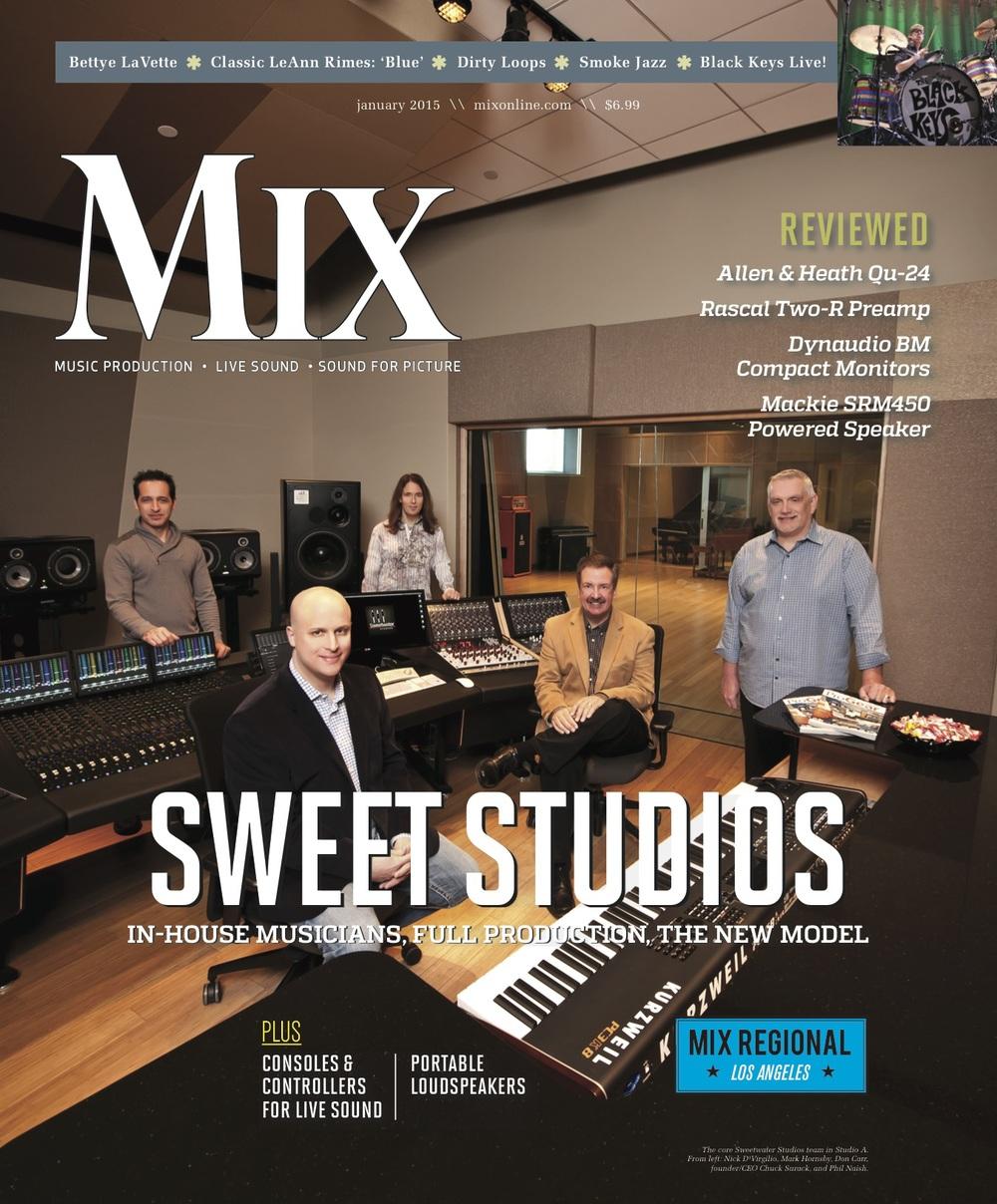 Mix Magazine 2015