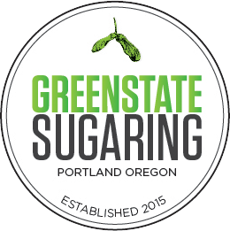 Greenstate Sugaring Logo