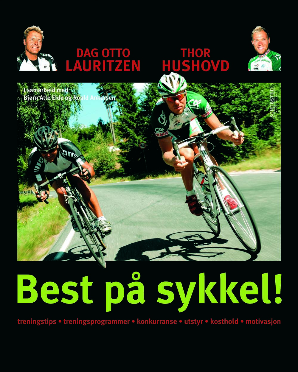 Best på sykkel (Schibsted Forlag 2007)
