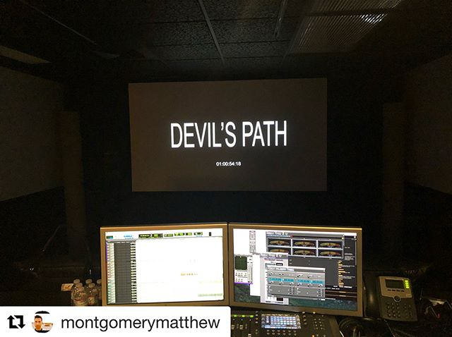 #Repost @montgomerymatthew ・・・ Our thriller, Devil's Path, will have its World Premiere at FilmOut San Diego on Friday, June 8th at 9:30pm. #devilspath #thriller