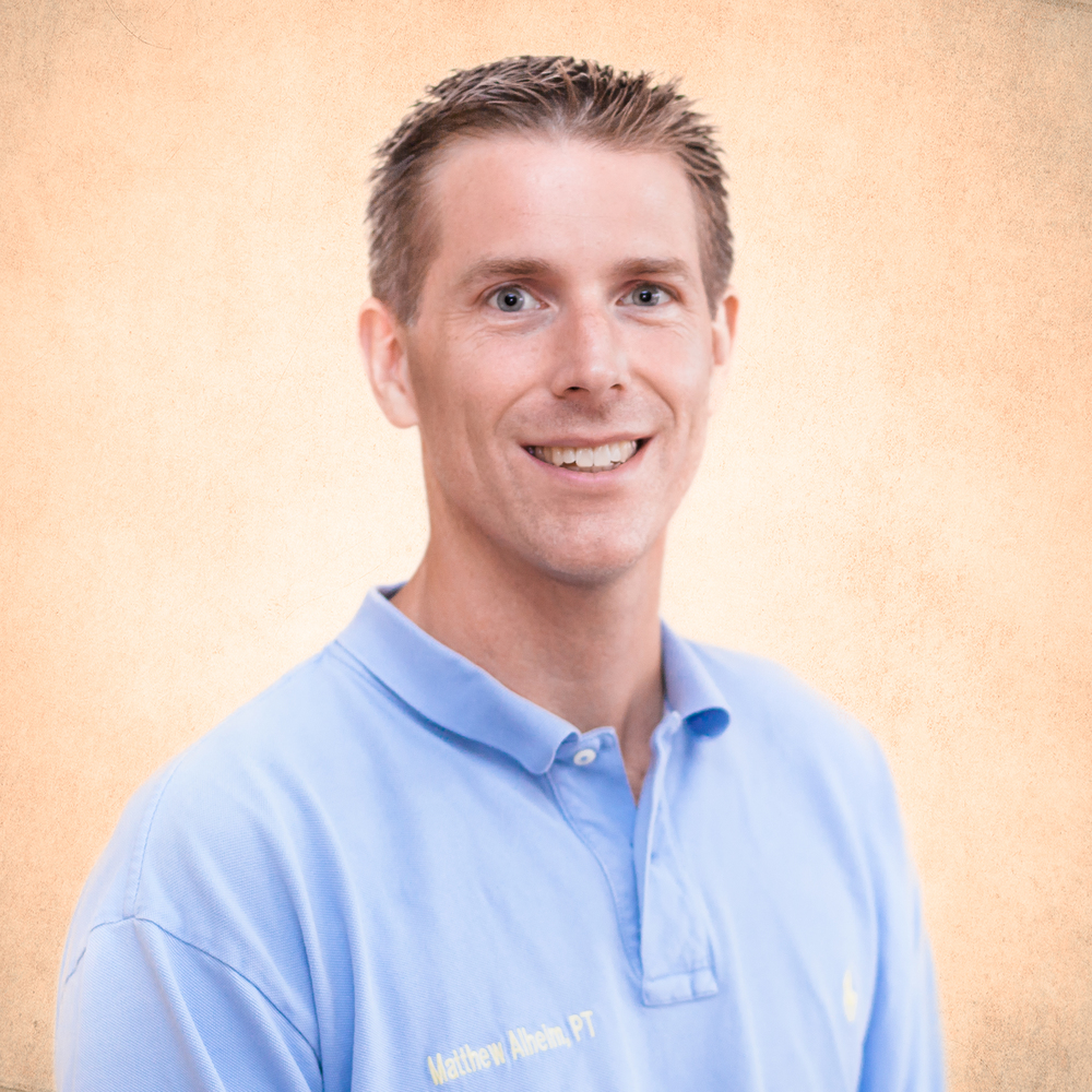 Clifton park physical therapy - Matthew Alheim Pt