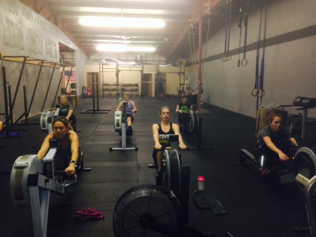 We have got eight great rowers now! Have fun getting all fit and stuff on them!