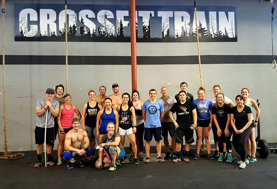 Esther stopped by a packed 3:30pm class to see us after being gone for over a year! Good to see you!