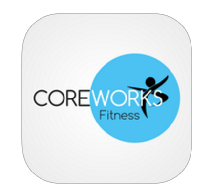 Core Works Fitness iPhone App