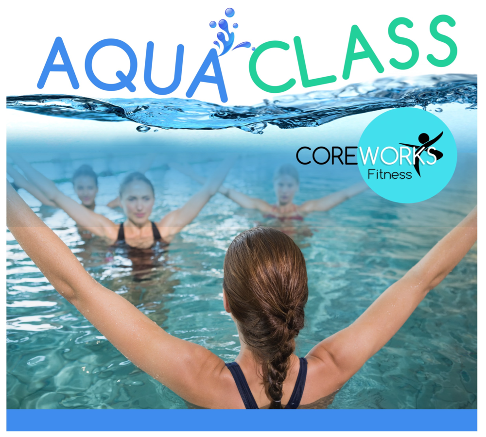 Aqua Class - Orange County at Core Works Fitness