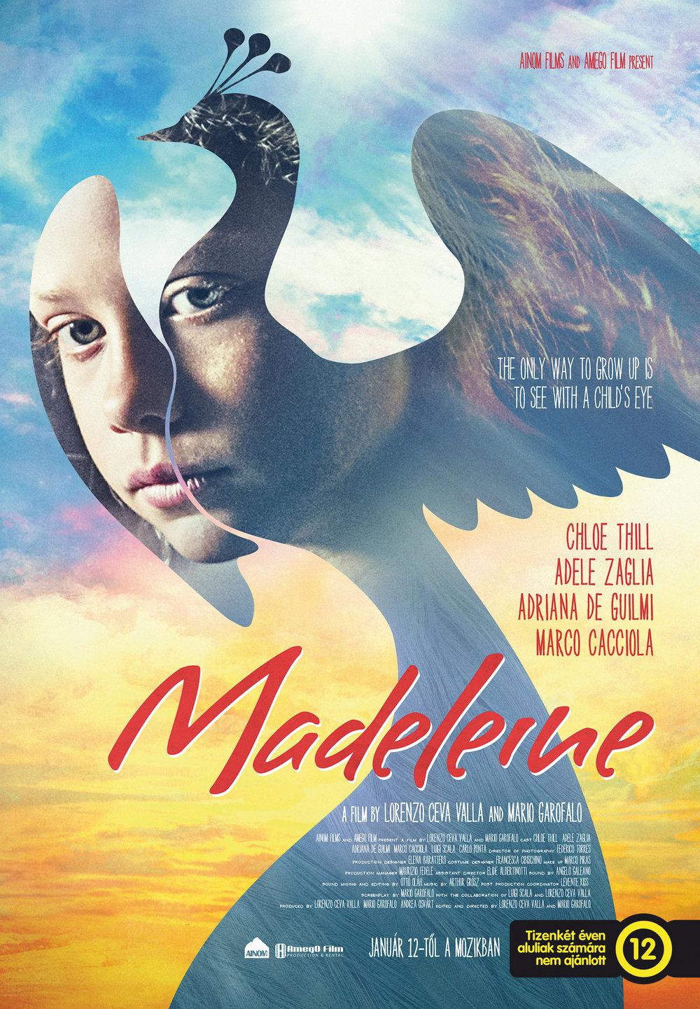Madeleine B1 poszter korhataros januar 2017