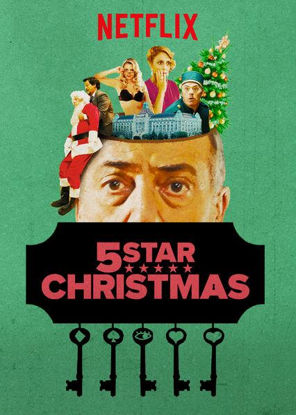 5 Star Christmas (Netflix), 2018
