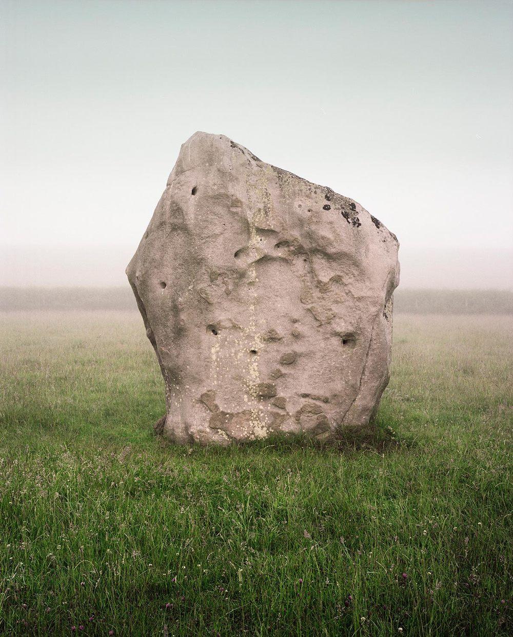"""""""Averbury Stones III"""""""