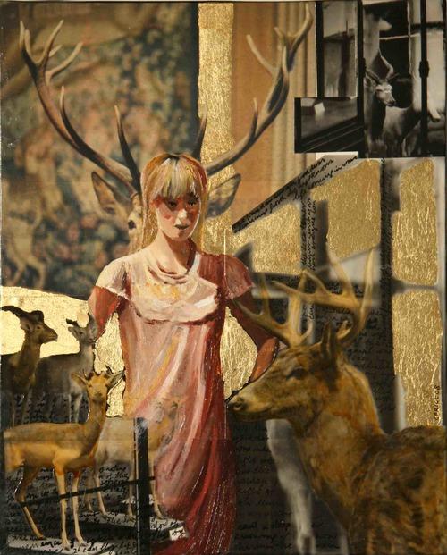 """Deer Princess"" (2008)"