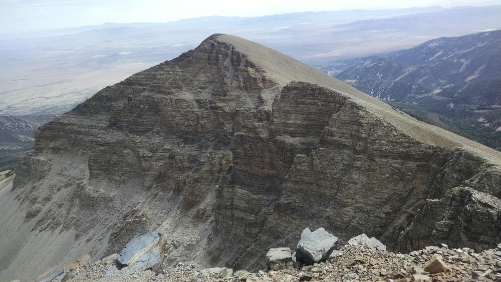 Jeff Davis Peak