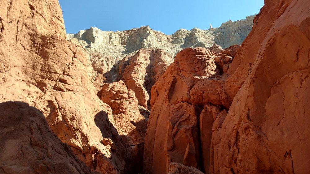 Box Canyon Slot Canyons